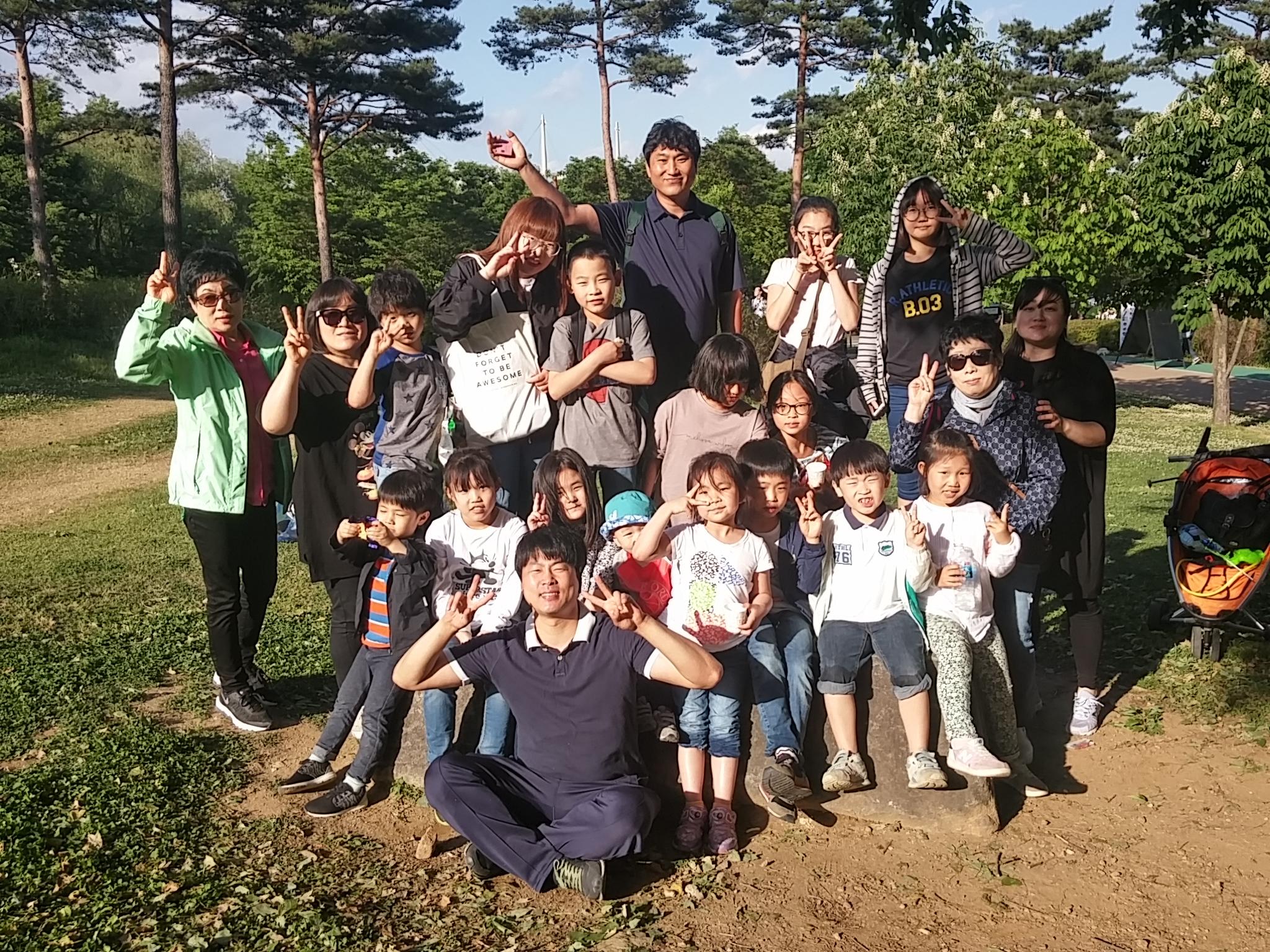 20170514 교회학교 봄소풍^^